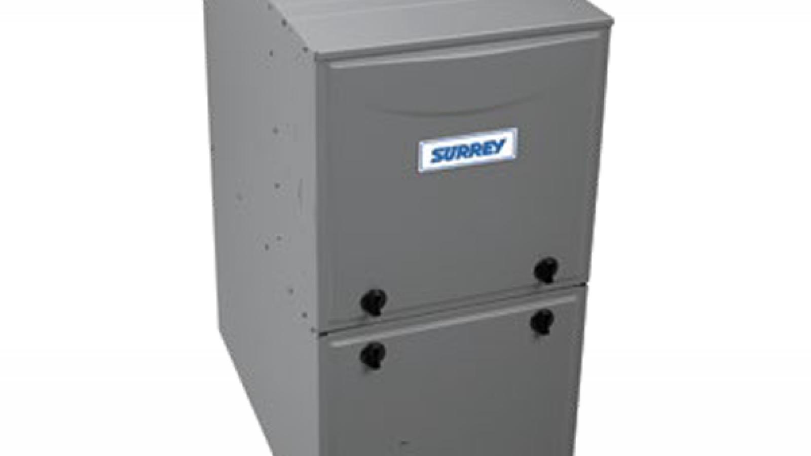 Calefactor a gas Surrey